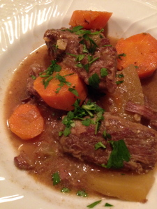 Slow Cooker Paris Beef Stew
